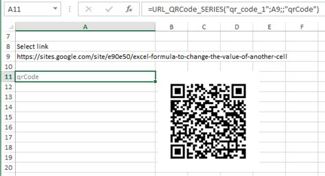 epl qr code exle generate qr code with google chart api using udf in excel