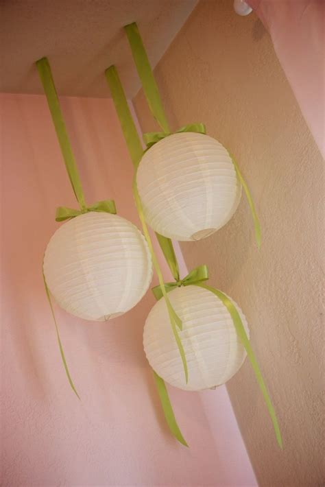 How To Make Paper Lantern Decorations - paper lanterns as nursery decorations baby c