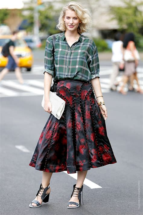 Keying In On Timeless Style 2 by Thestreetfashion5xpro In The Tartan Mania The