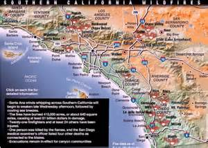 cfn california news cal news map of
