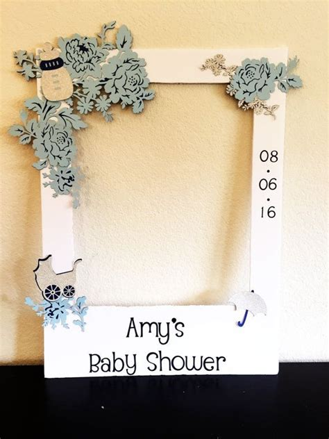 Baby Shower Picture Frame Ideas by 25 Best Ideas About Baby Picture Frames On