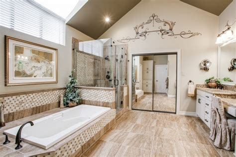 dream master bathrooms dream master bath in plano tx dfw improved 972 377 7600