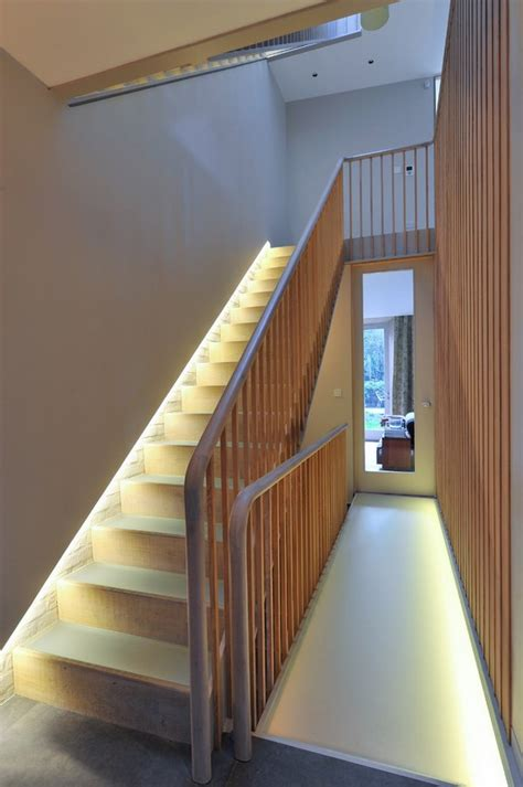 indoor stair lighting ideas interior lighting ideas trendy interior stair lights