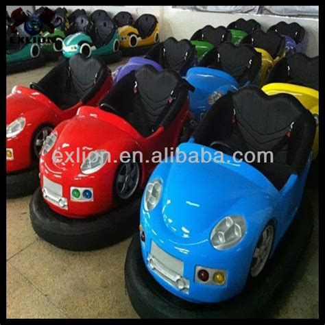 Car Tires Ride New Ride Machine Amusement Park Bumper Car Tires