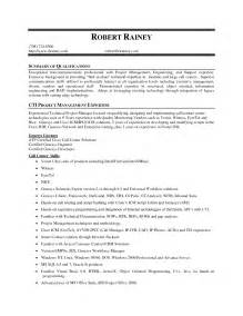 How To Write Qualification In Resume by Career Summary Resume