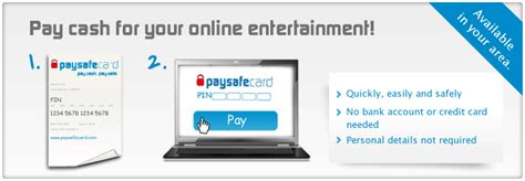 Buy Amazon Gift Card With Paysafecard - paysafe prepaid money voucher