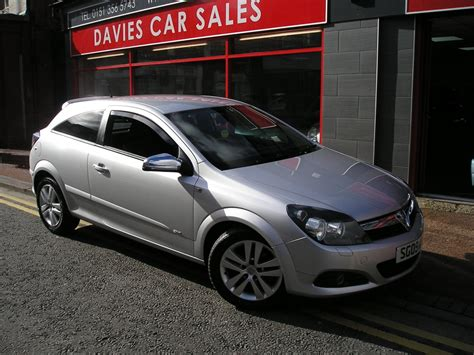 Davies Car Sales Ellesmere Port by Vauxhall Astra 1 4 Sxi 3dr Manual For Sale In Ellesmere