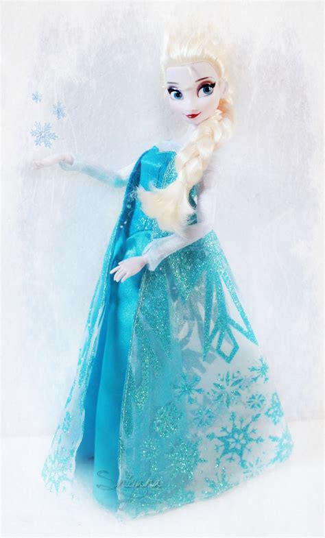 frozen doll images elsa disney store doll frozen photo 35636278 fanpop