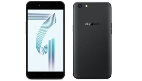Tablet Oppo 9 Inch oppo a71 launched with 5 2 inch display 13mp primary