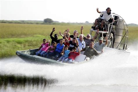 airboat sw tours near new orleans everglades alligator farm miami attractions