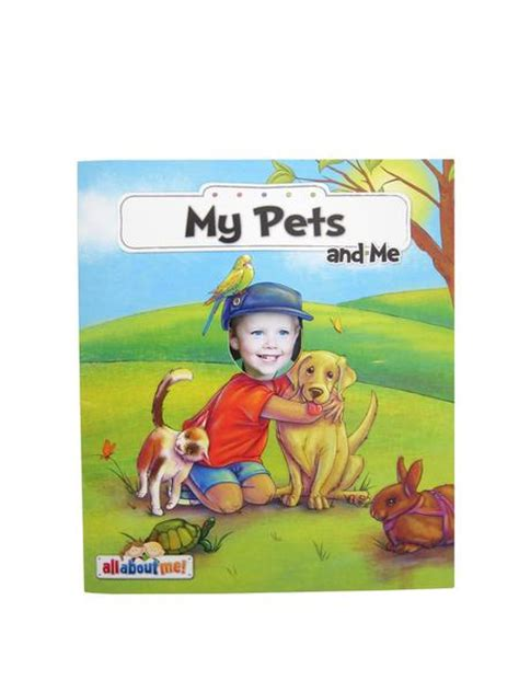 Playgro My Pets Book children s book my pets and me visual management llc
