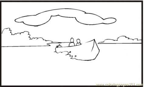 free lake lake coloring pages