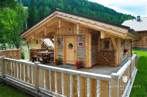 Alpen Chalets Mieten by Urige Chalets Auf Der Reiteralm H 252 Ttenurlaub In