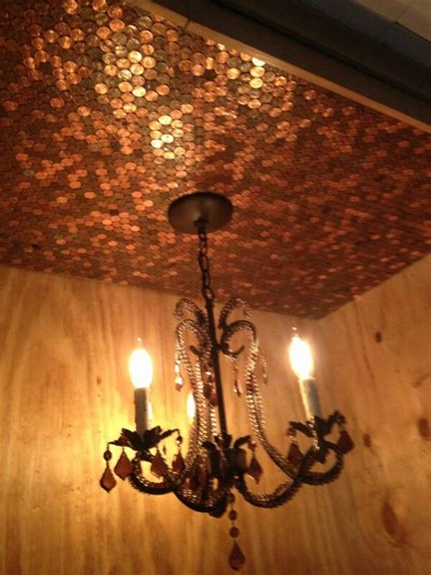 What Is A Ceiling Made Of by Copper Ceiling Home Is Where The Is