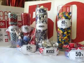 50th birthday decoration ideas 1000 ideas about 50th birthday favors on