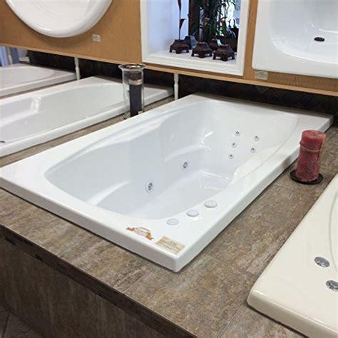 Longevity Bathtubs Carver Tubs Ar7242 Whirlpool Ii Package 12 Jets 72 L X