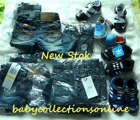 Pakaian Anak Flag Shirt Size 6 Bulan 2 Tahun baby collections new stock arrival