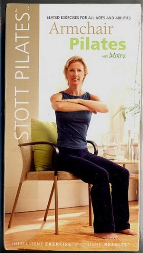 armchair pilates stott pilates armchair pilates seated exercise workout