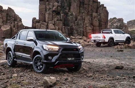 Toyota Hilux 2020 by 2020 Toyota Hilux Improvements And News Update 2019