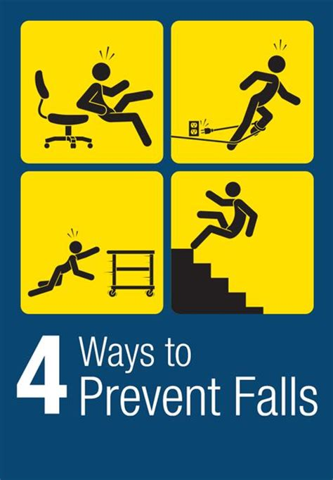 4 Ways To Prevent Accidents In Your Home My House 47 Best Images About Ot 04 April Fall Prevention Valprevenite On Physical