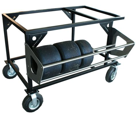 Kart Rack by Streeter Tire Rack For Stacker Stand Streeter Stands