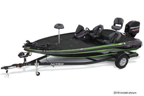 bass tracker boats boise idaho all new nitro z18 bass boats for sale page 11 of 25