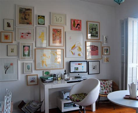 Home Office Ideas Eclectic 10 Ideias E Dicas Para Fazer Uma Parede De Quadros