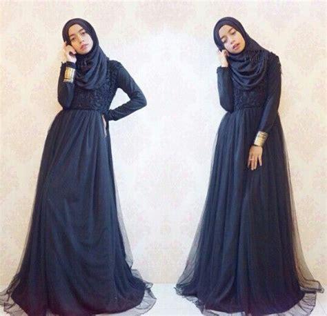 Dress Baju Muslim Maxi Dress Wanita Kaila Maxi Dress Muslim Hijabers Www Pixshark Images