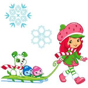 strawberry shortcake christmas images strawberry