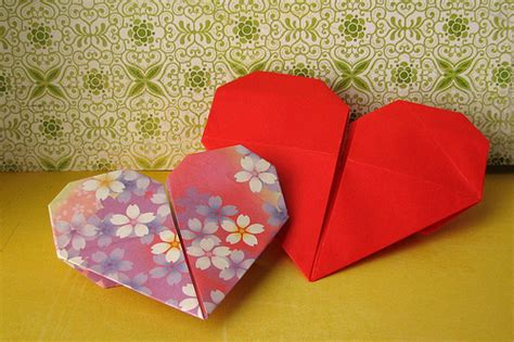 tutorial origami a cuore come fare un origami a forma di cuore come farlo
