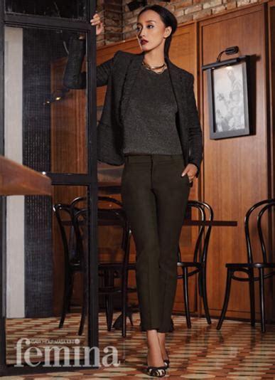 Kalung Style Zara gaya senada