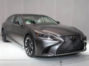 2018 lexus ls new brand flagship bows kelley blue book