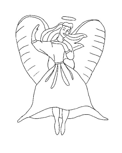 angel kitty coloring pages angel cat colouring pages