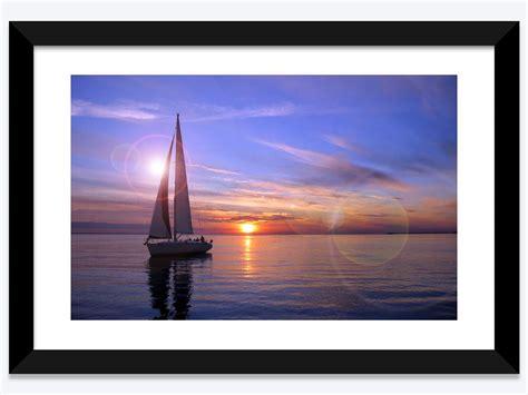 sailboat prints sailboat framed art print icanvas