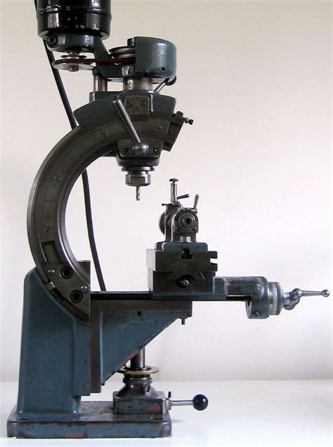 Best Handmade Machines - 198 best lathe milling machine images on