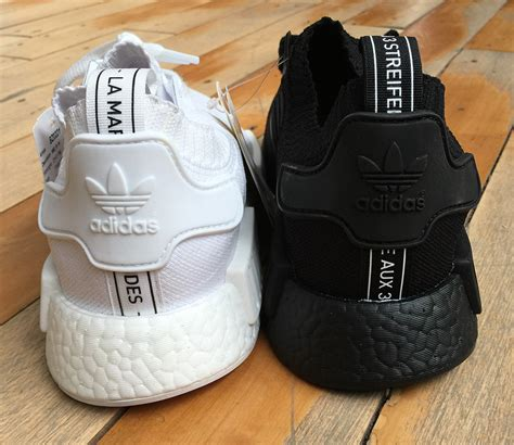 Adidas Shoes Japan 2017 by Adidas Nmd R1 Japan Boost Black White Sneakernews
