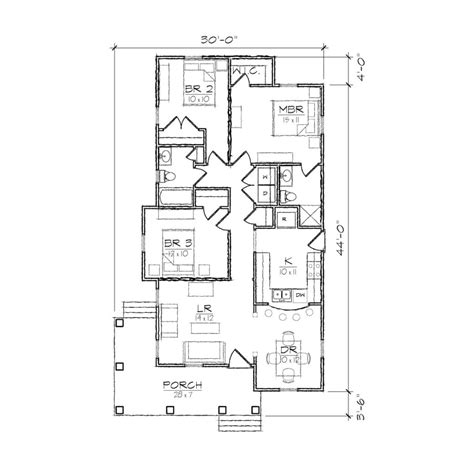 Home Design Small Bungalow House Plans Bungalow House Floor Plans Bungalo Free