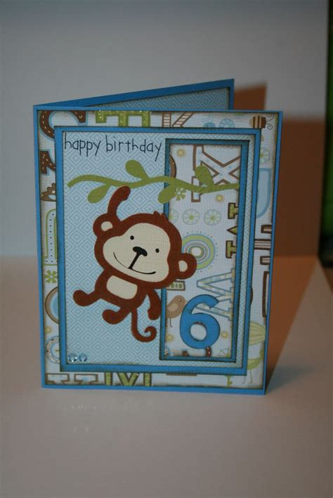 Handmade Birthday Cards For Boys - 1000 ideas about boy birthday cards on