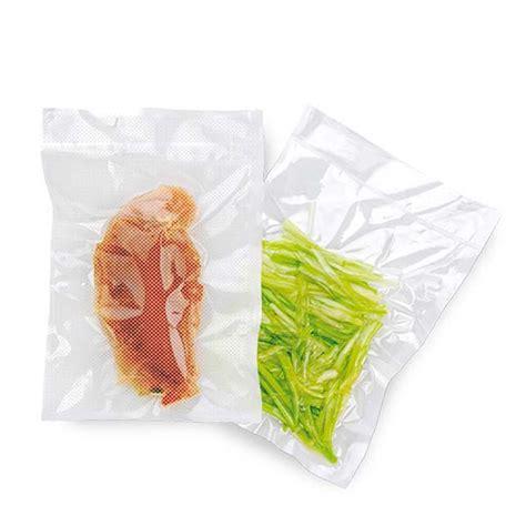 buste sottovuoto per alimenti buste sottovuoto per alimenti lisce conf da 100 pz