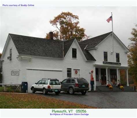 vermont post offices