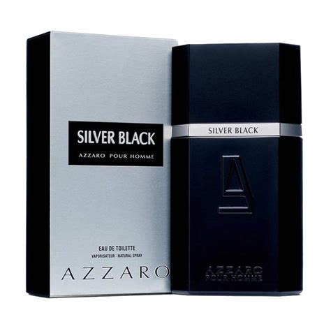 Parfum Silver buy azzaro silver black edt perfume spray for