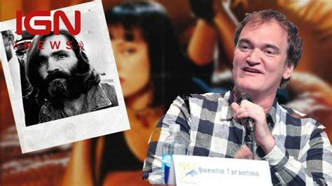 Quentin Tarantino Latest Film | quentin tarantino to take on manson murders in new film
