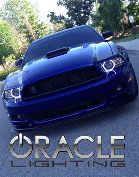 oracle halo lights for ford mustang 2013 2014 ford