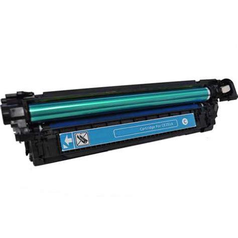 Ibm Toner Cartridge Cyan Ce251a hp ce251a 504a cyan remanufactured toner 7k page yld