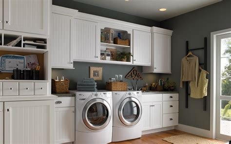 White Cabinets Laundry Room with White Laundry Room Cabinets Decor Ideasdecor Ideas