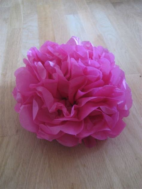 Paper Flower Make - feeling fuzzy learn to make paper flowers