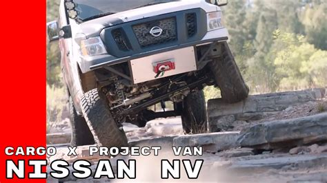 Nv Cargo X by Nissan Nv Cargo X Project