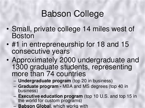 Babson Tuition Mba by Building A Digital Marketing Strategy From Scratch