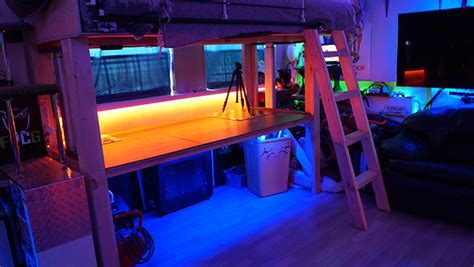 this pc gaming cave took 8 years to build