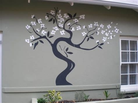 outdoor wall stickers outside wall decals